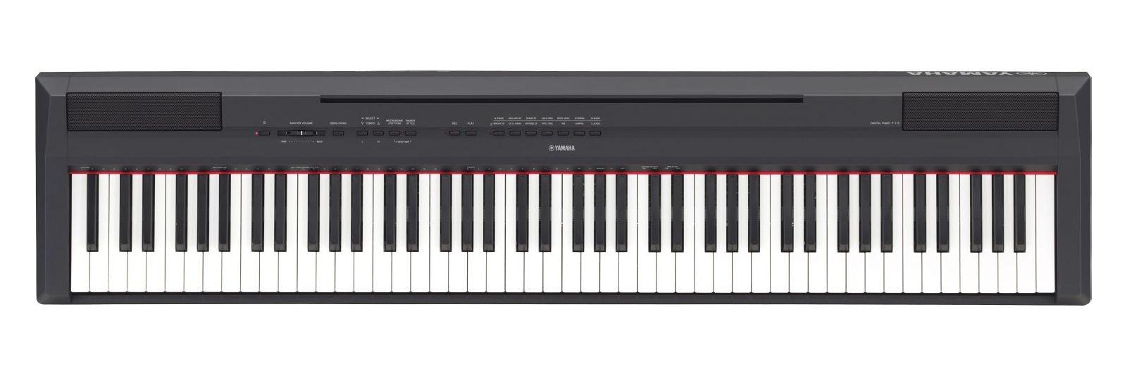 Digitale stage piano Yamaha P115