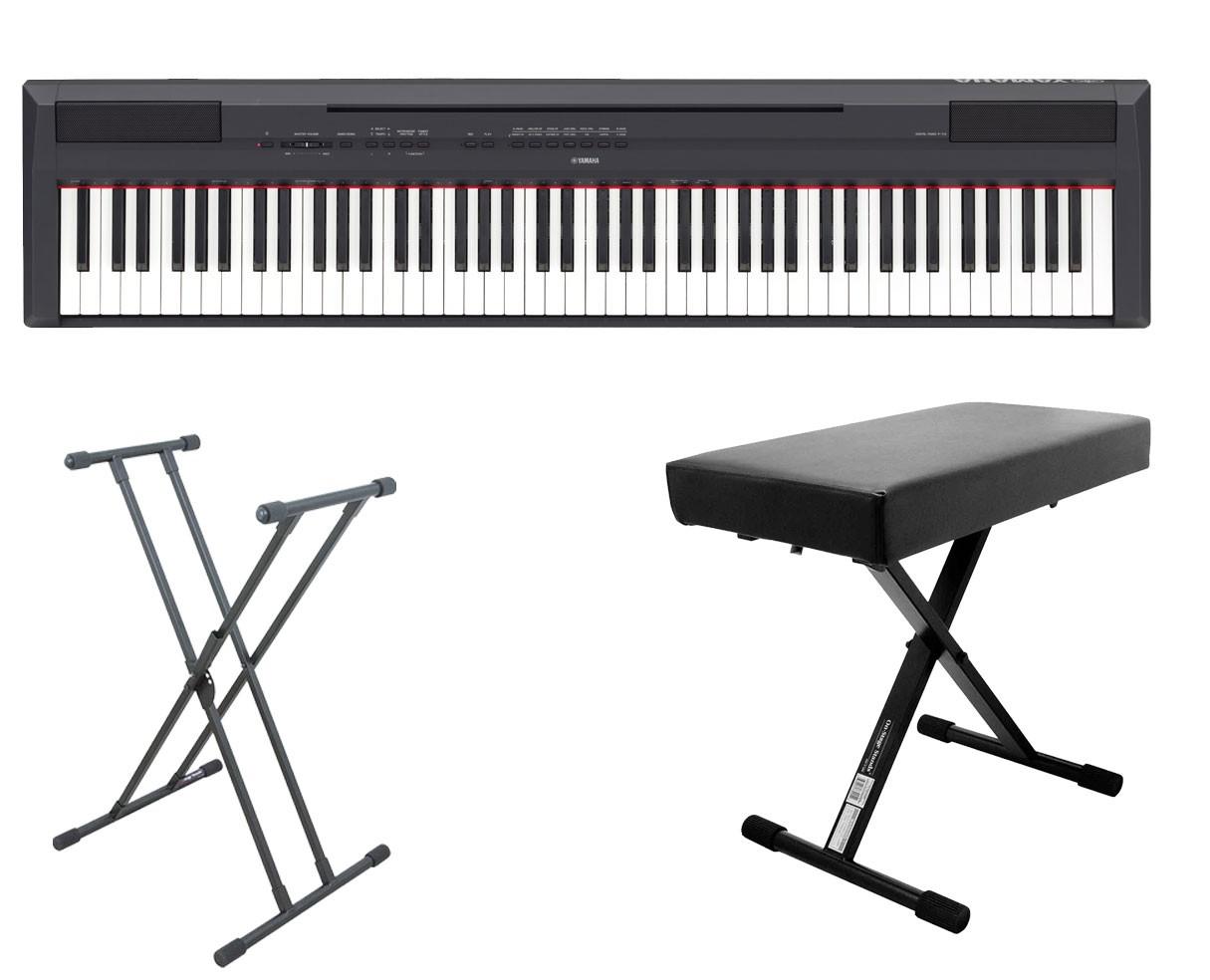 Yamaha P115 digitale stage piano huren
