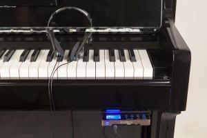 silent piano huren